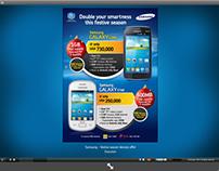 Samsung UG festive season offer