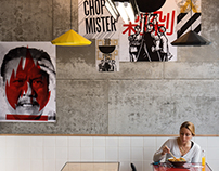 Chop Chop | Brand Identity & Interior Design