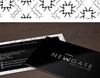 Newgate Dental Logo Design