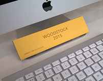 "Fedrigoni Woodstock ""Recyclable"" desk Calendar"