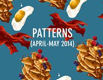 Patterns (April-May 2014)