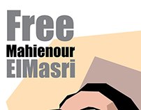 #FreeMahienour #FreeYoussef #الحرية_لماهينور