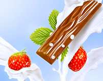 Milk and Candy Bar