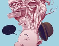 Wimpy brain