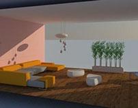 Indoor renderings