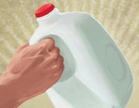 Western Dairy Management Invitation Poster