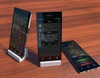 AkiraPhone Concept Design