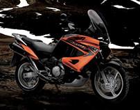 Honda Varadero Campaign Australia & NZ