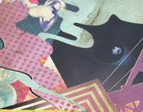 Flaunt Magazine Illustration