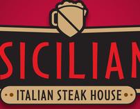 El siciliano logo