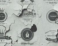 Designer Insignias