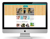Óptica Guara - Web Design