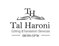 Logo for Editing & translation Company