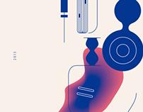 2013 博物現身館 exhibition poster design
