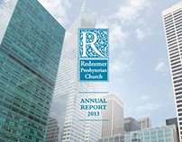 Redeemer Annual Report 2013