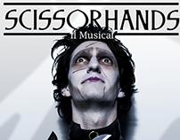 """SCISSORHANDS Il Musical"""