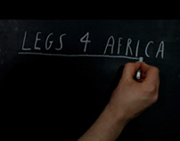 Legs 4 Africa thank you video