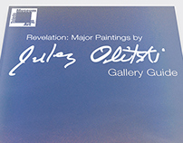 Jules Olitski Exhibition Guide
