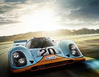 """917k 1970 Le Mans"" by Andreas Hempel (CGI)"