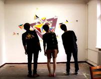 Triangle Bokeh | Video