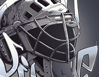 Hockey Illustrations