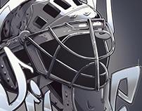Hockey Illustrations