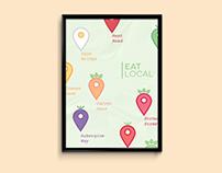 Mangia locale/Eat Local