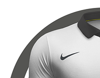 Club jersey design - Nike
