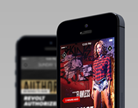 Revolt TV Mobile App