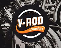V-Rod lanches