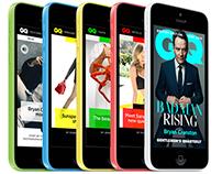 GQ Magazine - iPhone edition