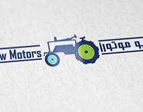 "New Motors Company // Identity ""Rebranding"""
