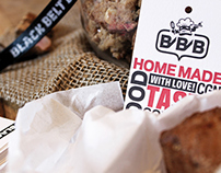 "Brand Identity ""Black Belt Bakery"""