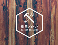 HTML-SHOP - Markup workshop / Logo / Responsive website