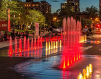 Place des Festival, Montreal, Quebec