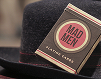 Mad Men - Playing Cards