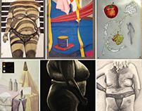 Visual Studies and Life Drawing