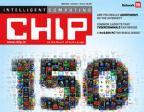 Chip Magazine : Art Direction & Cover Design