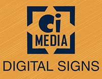 Digital Signage Reel 2014