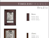 Layouts for Catalogues, Store Displays, Albums, etc