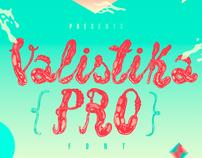 VALISTIKA PRO _font