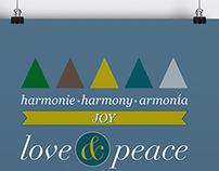 Love&Peace Poster Design