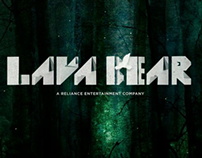 Lava Bear - Film Logo