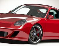 Porsche Cayman Vexel