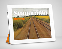 Scanorama iPad Magazine