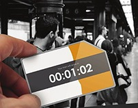 Real-time Subway E-ticket