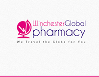 Winchester Global Pharmacy Business  Card