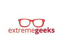 Logo Design - Extreme Geeks