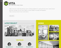 Vita Art & Architecture Studio - Final Design