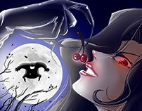 Lust by the moon